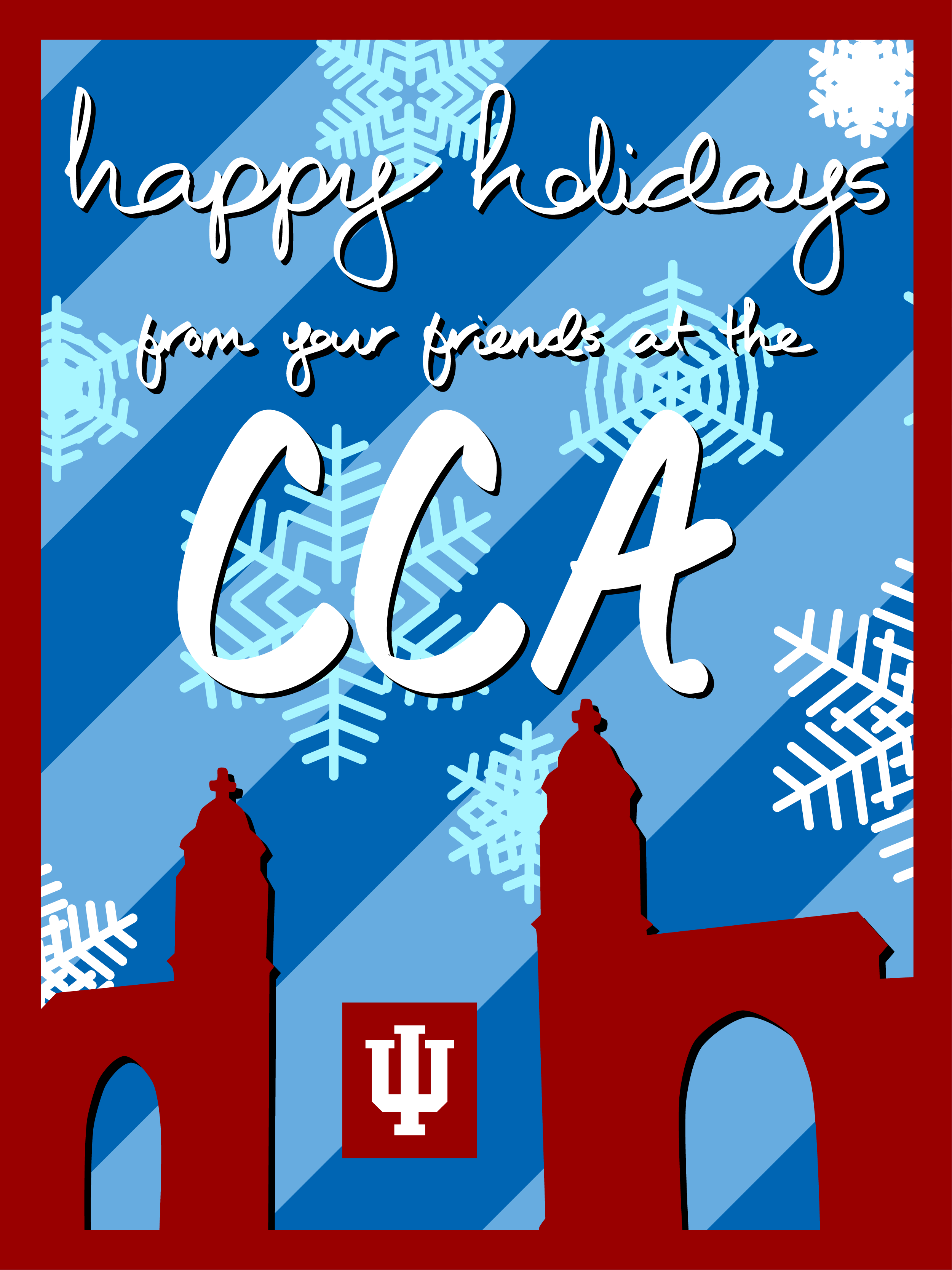 Happy Holidays from the CCA